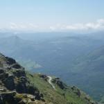 Les Pyrénées depuis Larrun