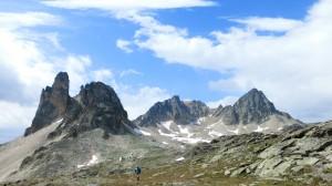 Cheval Blanc, Mont et pic du Thabor