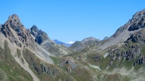 Le mont blanc depuis la Ponsonnière