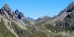 Le mont Blanc, depuis la Ponsonnière